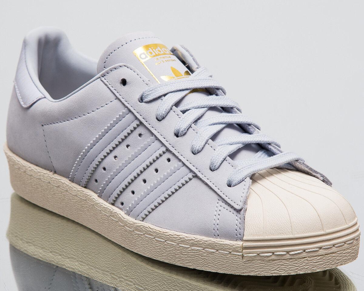 Adidas Originals Originals Originals Wmns Superstar 80s Women New Sneakers Aero bluee shoes B41520 05c17a