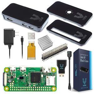 Raspberry-Pi-Zero-W-Basic-Starter-Kit-Black-Case-Edition-By-Vilros