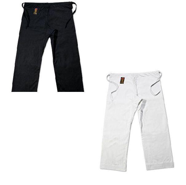 ProForce Gladiator 14 oz 100% Cotton Heavyweight Karate Pants Traditional Waist
