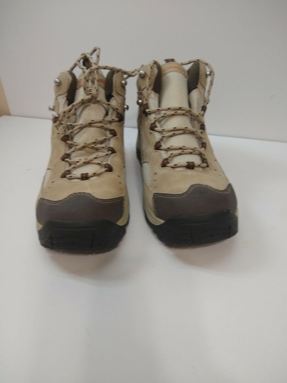 Columbia Men's Newton Ridge Plus Boots, WaterProof Size 10, New