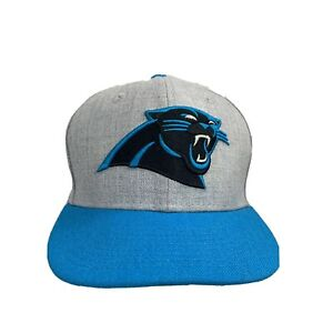 Carolina-Panthers-New-Era-YOUTH-9Fifty-Snapback-Hat-Grey-Black-Blue-Cap-NFL