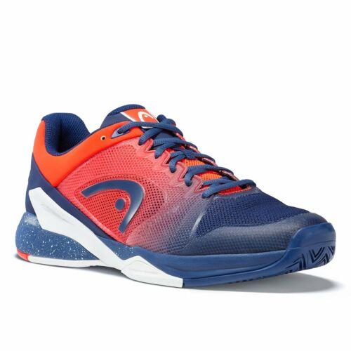 Head Revolt Pro 2.5 Men/'s Tennis Shoes Reg $140 Auth Dealer Blue//Orange