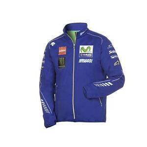 yamaha jacket. image is loading official-2017-yamaha-motogp-factory-racing-men-039- yamaha jacket