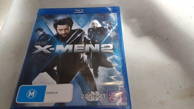 X-Men 02 (DVD, 2009, 2-Disc Set)