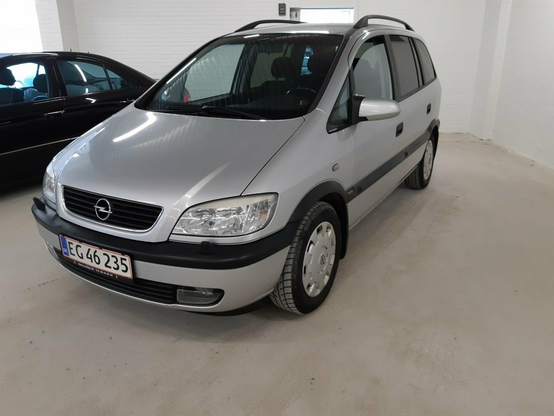 Opel Zafira 1,8 16V Elegance 7prs 5d