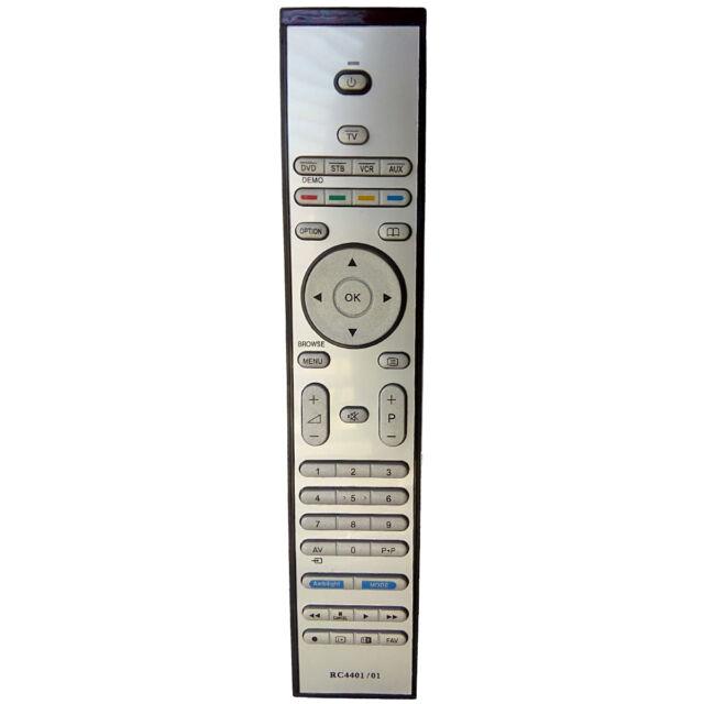 Ersatz Fernbedienung für Philips RC4401//01