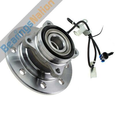 K1500 Surburban 515041 K2500 Surburban Chevrolet K3500, Please See Description QJZ K1500 K2500 K2500 K1500 Front Wheel Hub Bearing Assembly for GMC K3500 K2500 Suburban 1-Pack