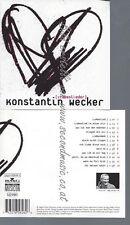 CD--KONSTANTIN WECKER--LIEBESLIEDER