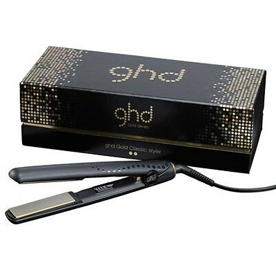 NEW ghd straightener V gold classic styler 24mm