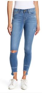 Sam Edelman Ankle Mid Rise Skinny Jeans RETAIL 120