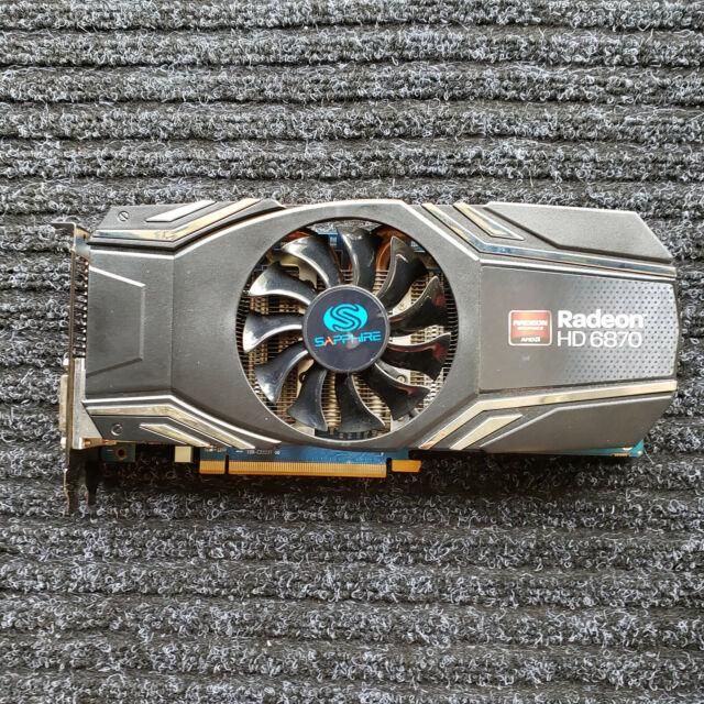 SAPPHIRE Technology AMD Radeon HD 6870 11179-00 1gb Gddr5 ...
