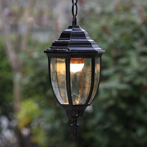 Outdoor Waterproof Corridor Ceiling Pendant Lamp Garden Hanging