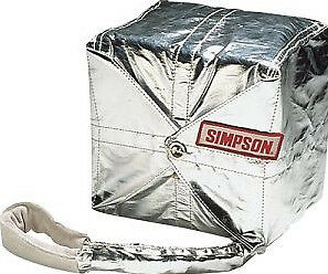 SIMPSON-CROSSFORM-CHUTE-12FT-DRAG-RACING-PARACHUTE-CAR