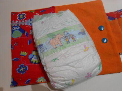 Windeltasche  & Lätzchen & Windel & Flasche für die Puppe**Tolles Geschenk!** Babypuppen & Zubehör