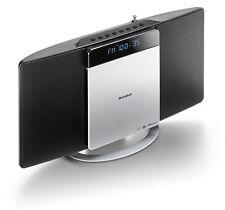 Karcher MC 6580D Kompaktanlage mit CD Player - Bluetooth - Wecker - DAB+ - Radio
