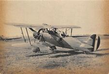 A1839) WW2 AVIAZIONE AEREO LINCE RO. 37 BIS DA RICOGNIZIONE.