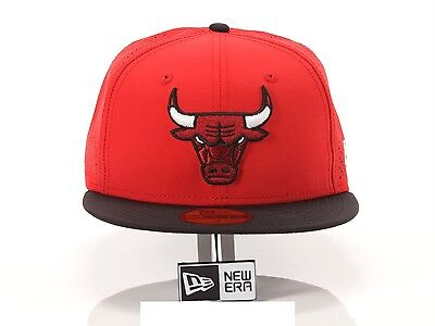 Sporting Goods Other Basketball Intelligent New Era 59fifty Nba Sports Perf Chicago Bulls Fitted Cap Gorra Original 80259070
