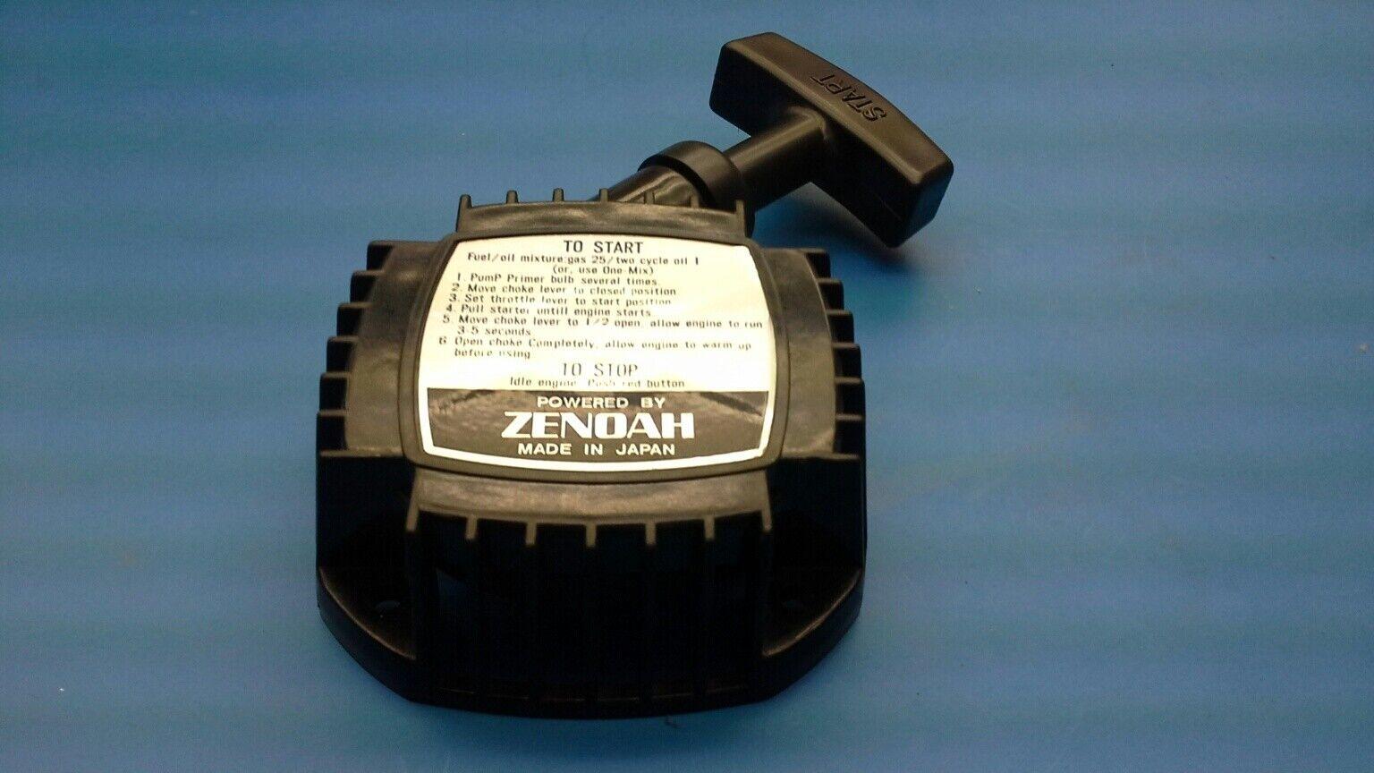 Gneuine ZENOAH pullstarter suitable ZENOAH g2d70 and g2d96. like FG 7323