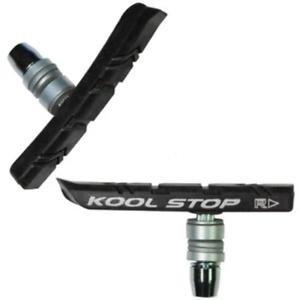 Kool-Stop Brake Shoe V-Brake BMX Contour T6 white