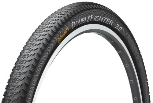 Continental Bike Tyre Duoble Fighter III all Sizes New
