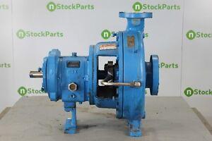 Details about GOULDS PUMPS 3196 MTX 2X3-13 COMPLETE PUMP USNT - PUMP
