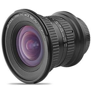 Opteka-15mm-f4-1-1-Macro-Wide-Angle-Lens-for-Canon-EOS-EF-SL3-SL2-SL1-T2i-XS-XSi
