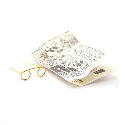 # Dolls House 3697 Miniatur Zeitung und Brille 1:12 für Puppenhaus NEU