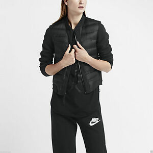 timeless design b8fb4 b78bd veste nike tech fleece noir