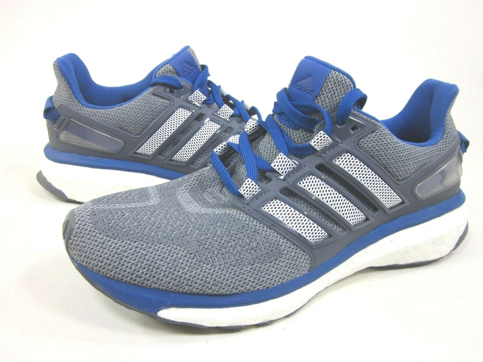 low priced 2181d a84c8 ADIDAS PERFORMANCE MEN S MEN S MEN S ENERGY BOOST 3 M RUNNING SHOES ,GREY BLUE,