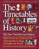 The Timetables of History Hardcover Bernard Grun