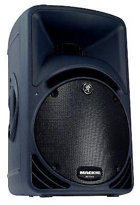 mackie srm450v2 active speaker srm 450 v2 for sale online ebay. Black Bedroom Furniture Sets. Home Design Ideas