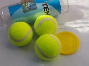 Acheter Pas Cher Bote 3 Pelotas Tenis Champion Hi Vis Hb Deporte Outdoor Games Lustre Brillant