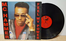 MC Hammer Feel My Power LP Bustin' Records US 1987