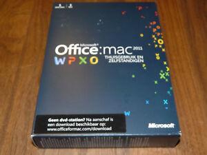 Microsoft-Office-Mac-2011-DVD-Home-amp-Business-niederlaendische-Vollversion-dutch