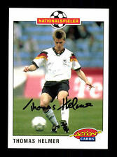 Thomas Helmer DFB Panini Action Card 1992-93 TOP +A 116738 D