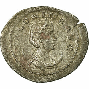 #654579 260-269 Rome Antoninianus Ric:29 Salonina Vellón Moneda Ebc Reliable