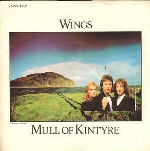 WINGS-PAUL-McCARTNEY-Mull-of-Kintyre-1977-VINYL-SINGLE-7-039-FRANCE