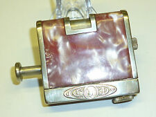 "KASCHIE ""K16"" SQUEEZE AUTOMATIC LIGHTER - QUETSCHZÜNDER - 1931 -GERMANY - RARE"
