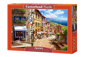 "Brand New Castorland Puzzle 3000 AFTERNOON IN NICE 36"" x 27"" C-300471"