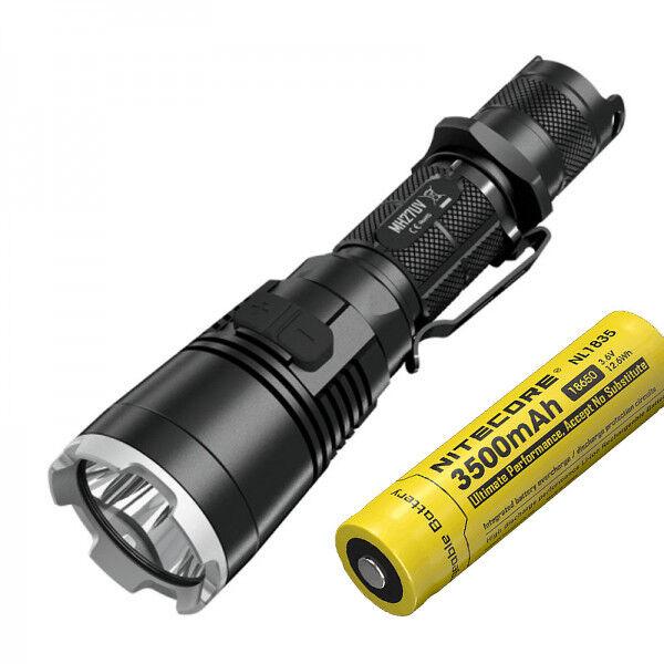 Nitecore MH27UV  White Red bluee UV  LEDs 1000 lumen Flashlight with 18650 Battery  100% genuine counter guarantee