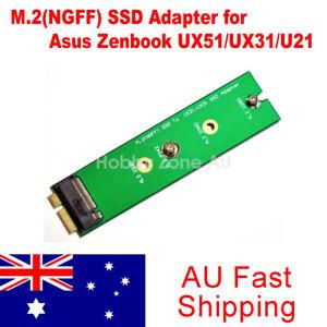 M.2 SSD to Sandisk SD5SE2 SDSA5JK ADATA XM11 Adapter for Zenbook UX51 UX31 UX21