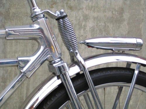 New Monark Type I  HD Springer Bicycle Vintage Style  Fork  BUILT IN USA