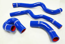 OBX Blue Silicone Radiator Hose kit Fits 2009 10 11 12 13 Mazda 3 2.0L V5