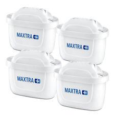 BRITA Wasserfilter Kartusche MAXTRA+ Pack 4 mit MicroFlow Technolgie / Filterkar
