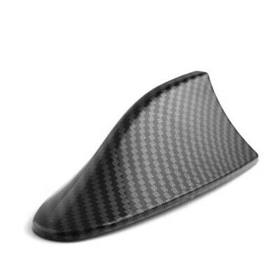 Carbon Fiber Style Dummy Shark Fin Roof Mount Decorative Aerial Antenna