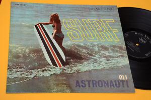 GLI-ASTRONAUTI-LP-SURF-1-DISCO-1-ST-ORIG-ITALY-BEAT-1964-EX-TOP-COLLECTORS