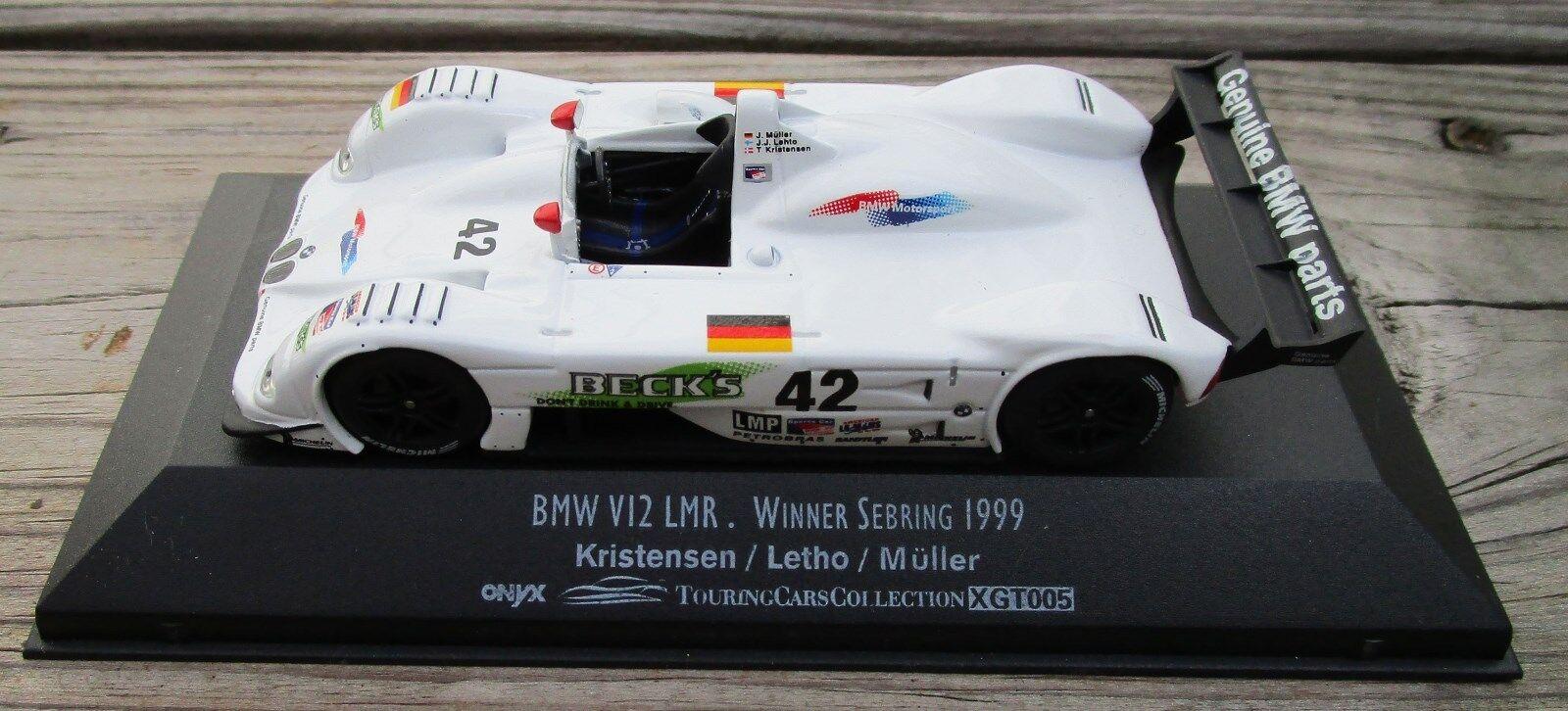 Onyx 1 43 BMW V12 LMR 1999 Sebring Winner