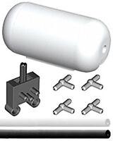 Lego Pneumatic Air Tank Kit 1 (technic,tubing,hose,air,tank,cylinder,fittings)