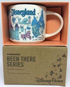 Starbucks-Been-There-Serie-Caffe-Tazza-Disneyland-in-California-Nuovo-con-Box