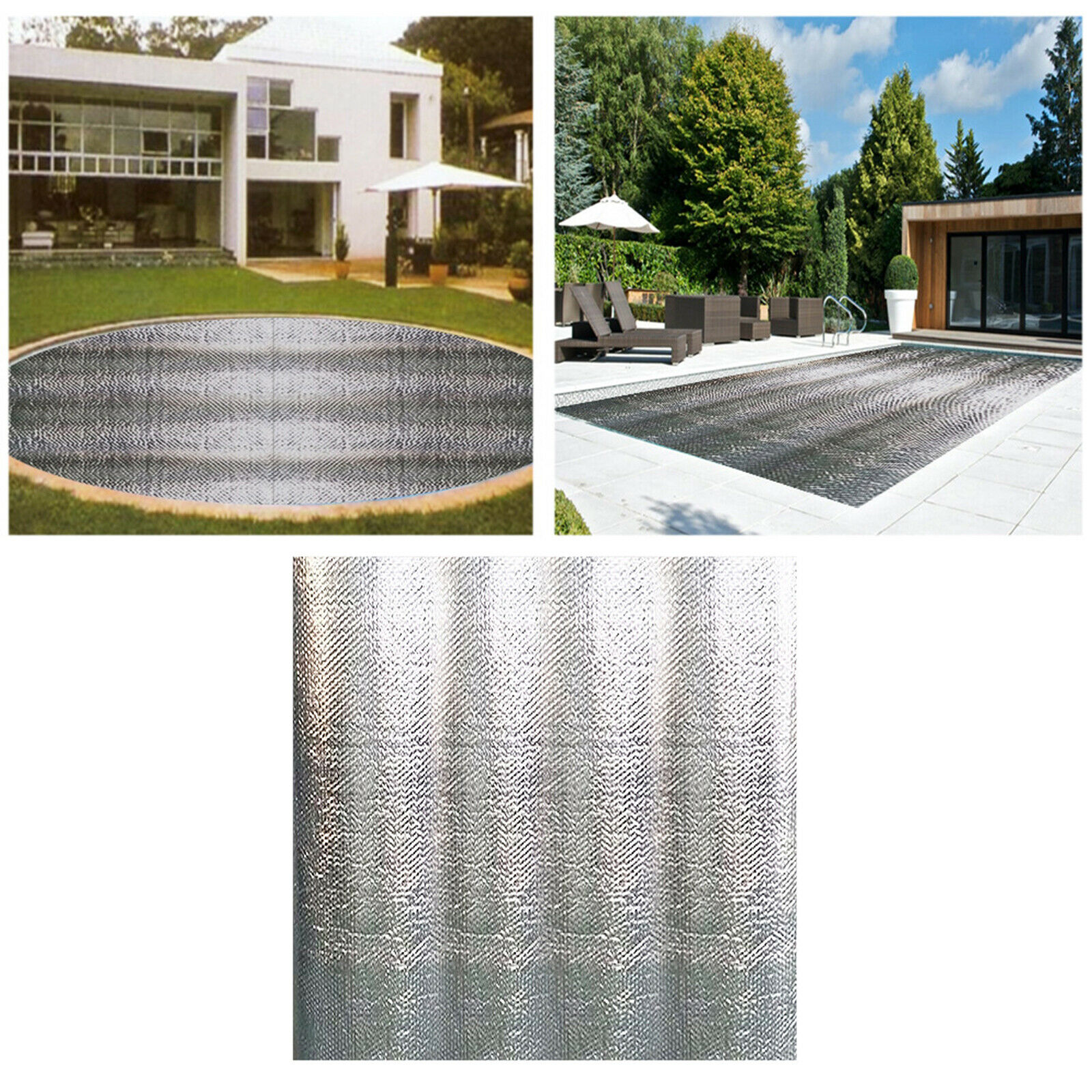 Swimming Pool Cover Heat Preservation Thermal Insulation Insulation Film